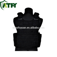 ATFY Kevlar jacket body armor customized army police equipment bullet proof vest