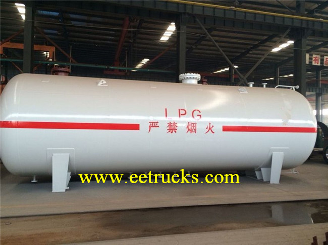 25 TON Ammonia Gas Tanks