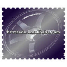 17/18 inch beautiful advan rz nouvelle roue design