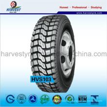 Patrón de tracción para neumáticos de camión TBR