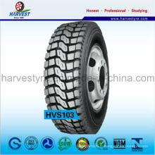 Schéma de traction des pneus TBR pour camions