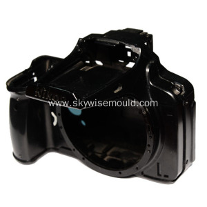 Injection mold for camera housing