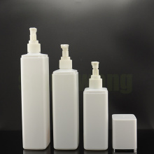 300ml Empty Custom Plastic Shampoo Bottle