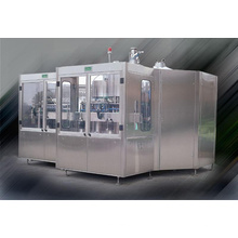 Filling Machine Labeling Mineral Drinking Water Juice Filling Packing Machine Manufacturer