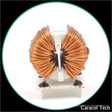 T16X9X8 Fio de cobre 0,7mm Resistência DC baixa 3 pinos Bobina Bobina Filtro Inductor 500mh para brinquedo eletrônico Pussy