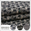Made in China 100% polyester garment woolen fabric for shoes