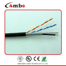 2015 câble d'aluminium populaire câble d'alimentation en aluminium cat5e utp cat5e electri câble de réseau d'alimentation en aluminium