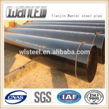 стандарт ASTM труба api5l от x52/гр.B безшовные прайс лист стальной трубы углерода