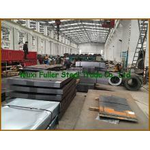 Placa de acero de aleación de bajo precio de alta calidad