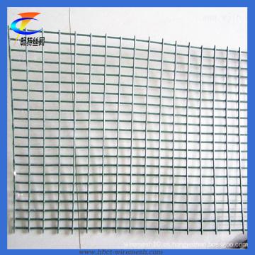 China Profesional de la fábrica directa galvanizada Constrution soldada malla de alambre