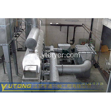 Calcium Citrate Vibrate Fluid Bed Dryer