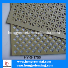2014 Punching Hole Perforated Metal Sheet/Aluminum Perforated Sheets