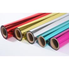 Películas de PVC para embalaje y decoración.
