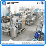 Center filling lollipop candy machine made in China