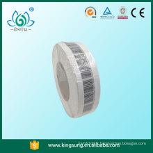Prix usine en gros étiquette de tissu rfid