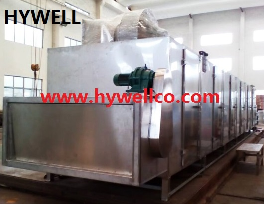 Big Capacity Grass Drying Machine