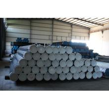 Tuyau d'acier sans couture ASTM A106/A53 de tube d'acier au carbone étiré à froid de 1-1/2 pouce