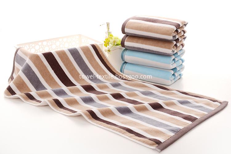 Color Stripe Towels
