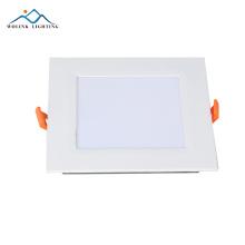 IP55 6W wiederaufladbare Notfall-RGB-Decke Pfeiler LED-Panel Licht