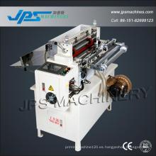 JPS-360d Auto-Adhesivo máquina de corte de etiqueta preimpreso con sensor de fotoelectricidad