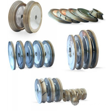 Diamond Grinding Wheels for Glass Special Shape Edging Machine