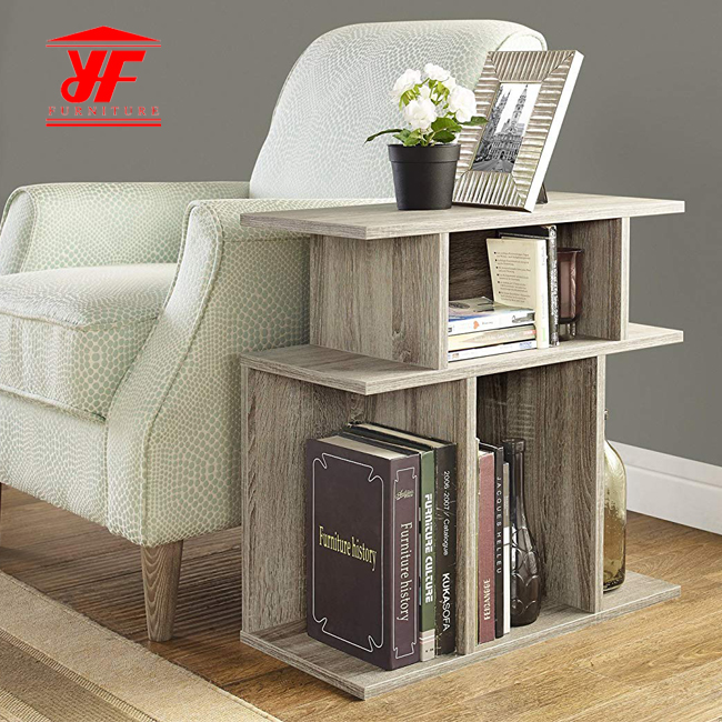 Oak Bookcase With Shelf