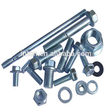 High quality China fasteners nut and bolt