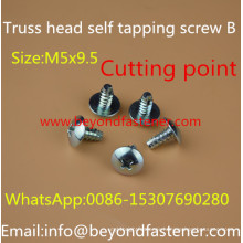 Truss Screw Cutting Thread B