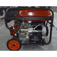 AVR Gasoline Generator Set/Petrol Generator/Portable Electric Power Generator Fd5500