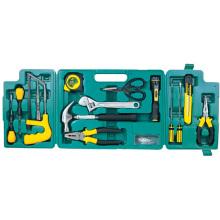 20Pcs Destornillador, cinta métrica, herramienta de herramientas de alicates de combinación / conjunto de herramientas de hogar