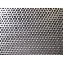 Panneau en métal perforé en épaisseur de 0,5 mm