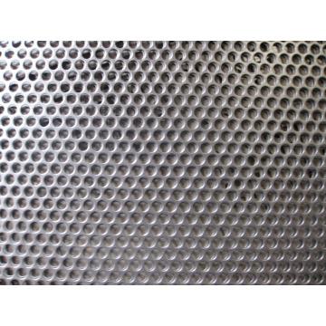 Painel de metal perfurado em 0,5 mm de espessura