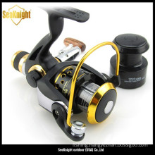 Teben-TNR500 Black Color Spinning Cheap Fishing Cheap Reel