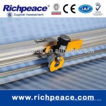 Профессиональная машина для резки ткани и ткани Richpeace