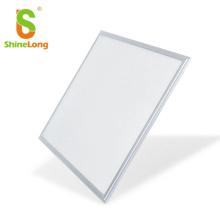 Iluminação de teto conduzida lisa dimmable do painel do quadrado do rgbw do poder superior