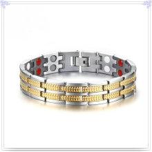 Pulsera magnética pulsera de titanio de joyería de moda (TB102)