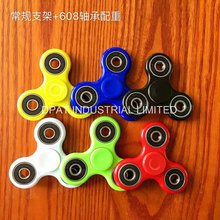 New Design Hybrid Ceramic Bearing Tri Spinner Finger Spinner