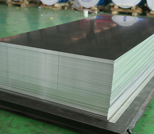 Aluminium 5083 4x8 sheet supplier