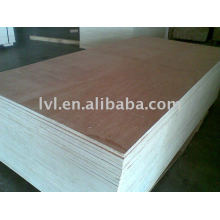 packing used plywood panel for korean market