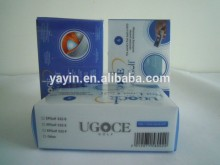 China Manufacturer High Quality Eco-friendly Clear Plastic Gift Box
