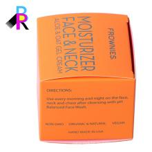 Freies Design Karton Verpackung Parfüm benutzerdefinierte Box mit hoher Qualität