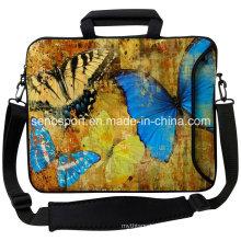 Waterproof Neoprene Laptop Bag with Shoulder Belt (SNLS04)