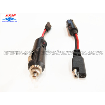 2pin auto plug to cigarrete lighter