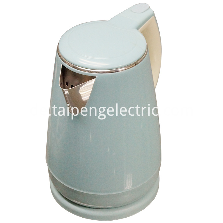 Stainless steel electric home kettle