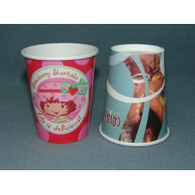 Disposable Single Wall Coffee Paper Cups 12oz