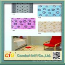 2015 en mousse PVC salle de bain utilisation Mat