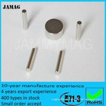 JMCD4H6 4x6 mm Zylindermagnete