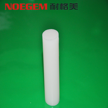 Mat Touch HDPE Plastic Rod