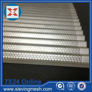 Mesh Logam Perforated Steel