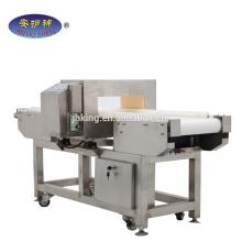 Profissão de Alimentos Metal Detector Máquina para frutos do mar comida Aquatic